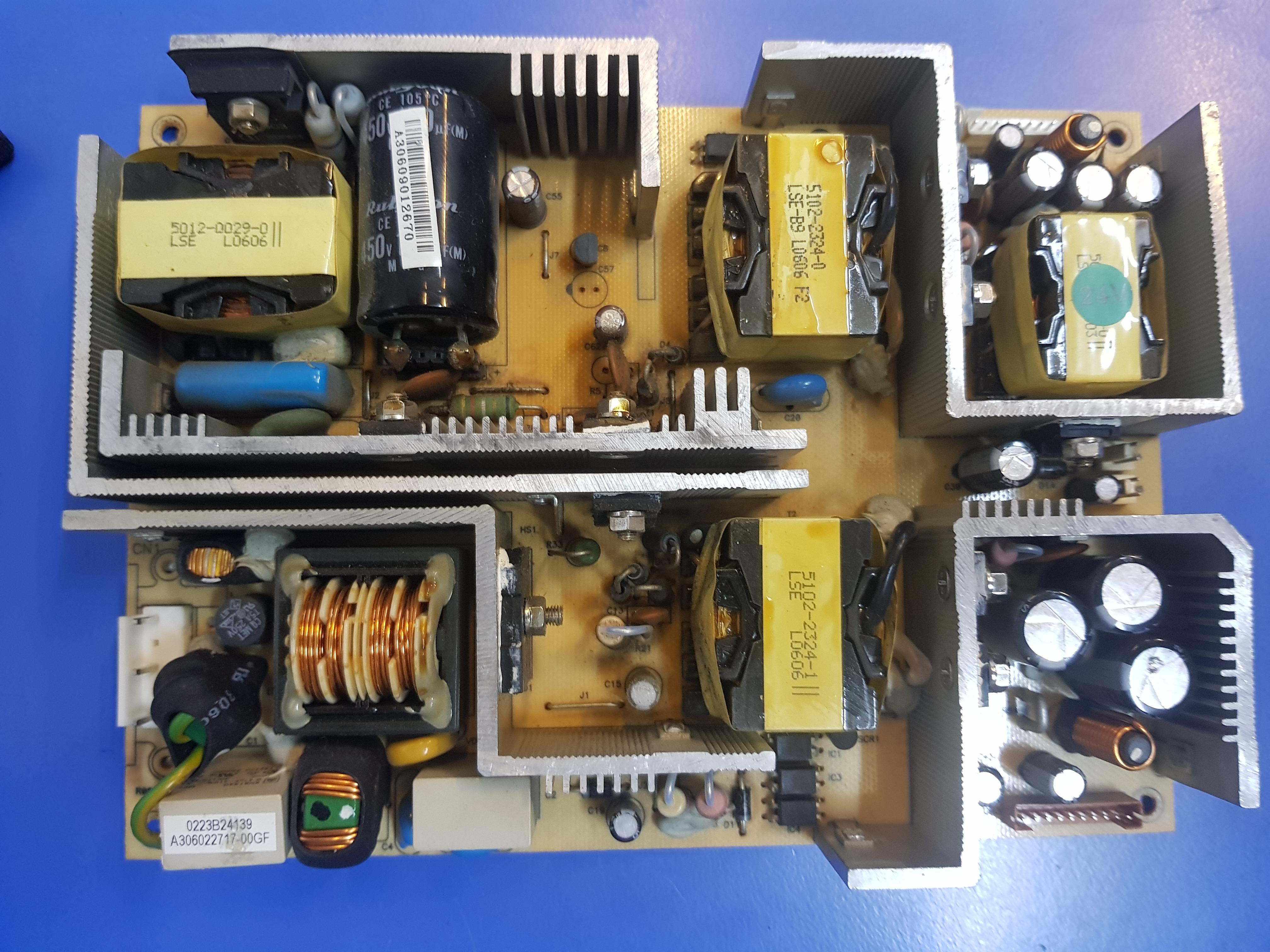 R0802-2302 , VESTEL , Power Board , Besleme Kartı , PSU